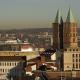 Blick auf Kassel mit Martinskirche