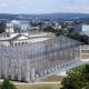 Blick auf das Pantheon der Bücher auf dem Friedrichsplatz während der documenta 2017; Kassel (Copyright: EK3100 via Pixabay)