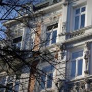 Fassade eines Altbaus aus der Gründerzeit (Copyright: Stephanie Albert - via Pixabay)