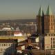 Blick auf Kasseler Martinskirche über die Dächer der Innenstadt (Copyright: Barni 1 via Pixabay)